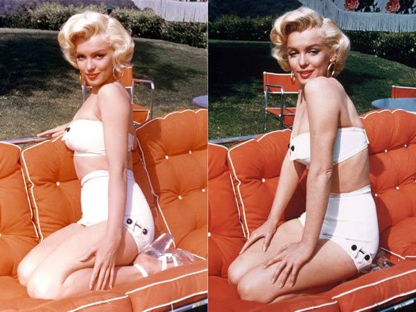 """""""Bom sex"""" Marilyn Monroe: Đâu chỉ có sắc vóc, gu thời trang của bà từ hàng chục thập kỉ trước đã đẹp muốn điên lên - Ảnh 6."""