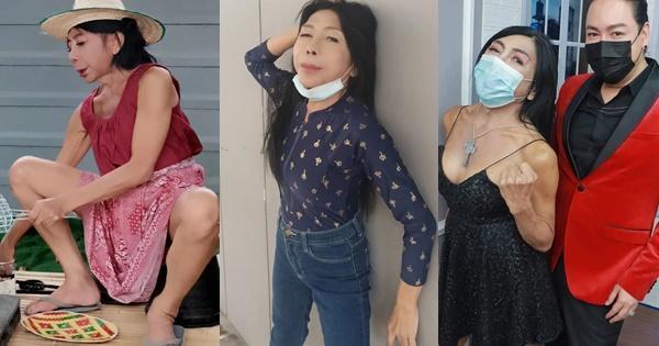 Thảm họa chuyển giới Thái Lan lộ diện trong show thực tế mới nhất, làn da nhìn khác hẳn hình ảnh mịn màng tự đăng lên trước đó - Ảnh 4.