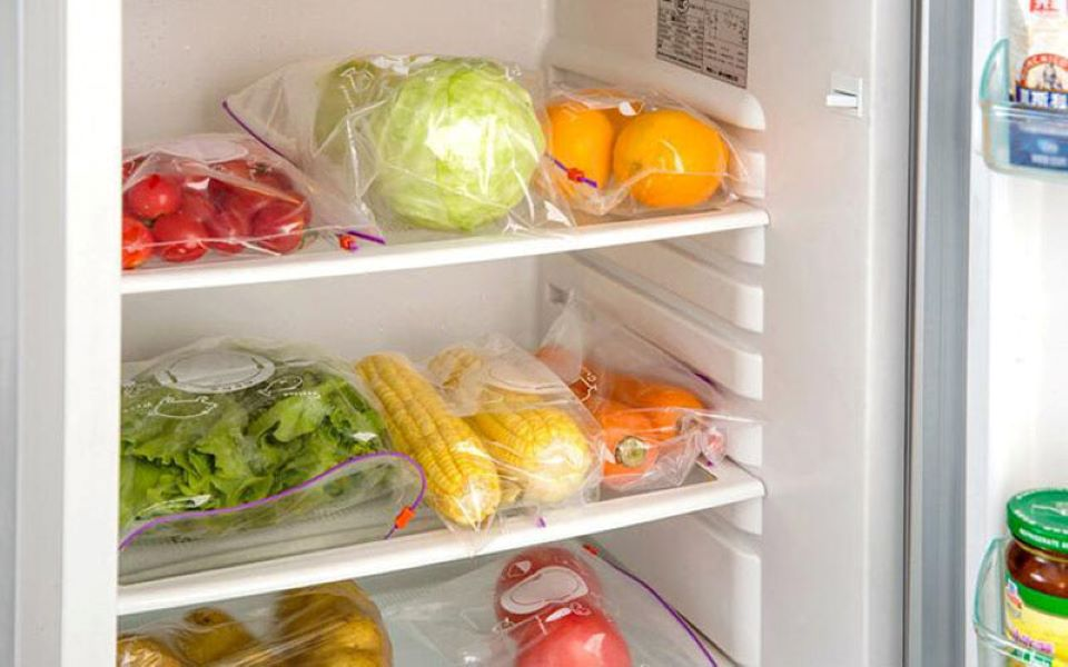 """Cùng học ngay những cách xếp tủ lạnh """"đỉnh của đỉnh"""" - Ảnh 6."""