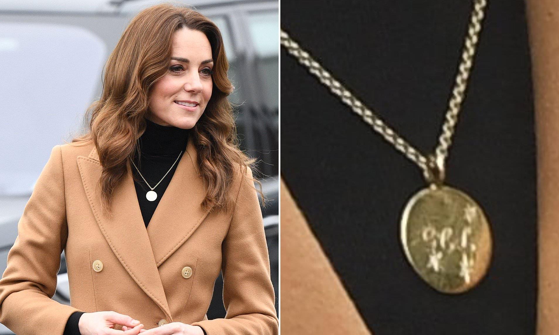 Công nương Kate luôn đeo 1 chiếc dây chuyên siêu giản dj, ý nghĩa đằng sau khiến ai nấy xúc động - Ảnh 2.