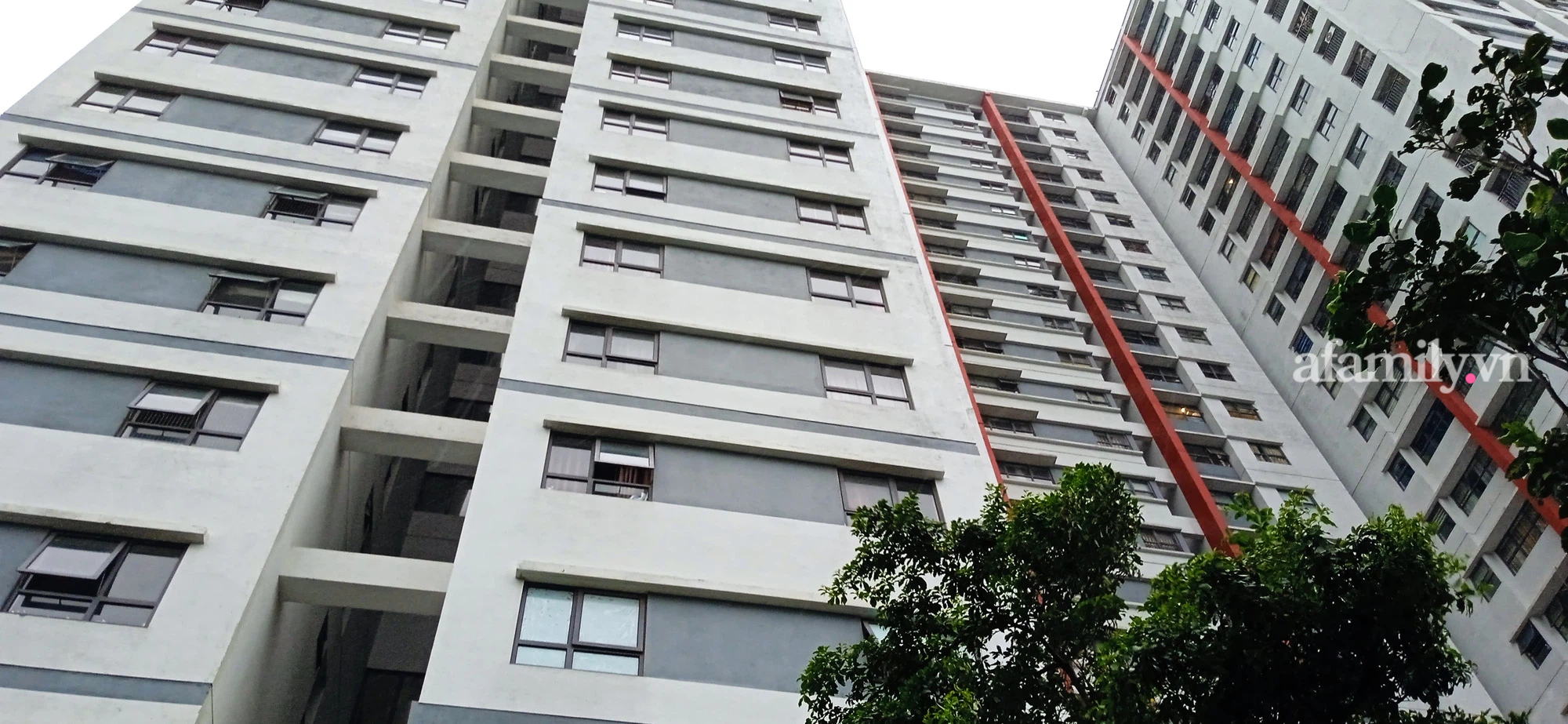 Nhiều căn hộ vẫn chưa được trang bị lưới an toàn