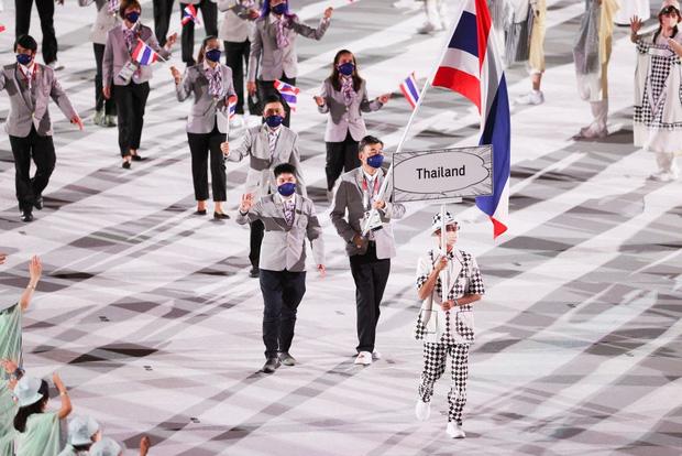 Lễ khai mạc Olympic Tokyo 2020: Rực rỡ sắc màu, mang nhiều thông điệp ý nghĩa, quảng bá văn hóa manga hết cỡ - Ảnh 21.