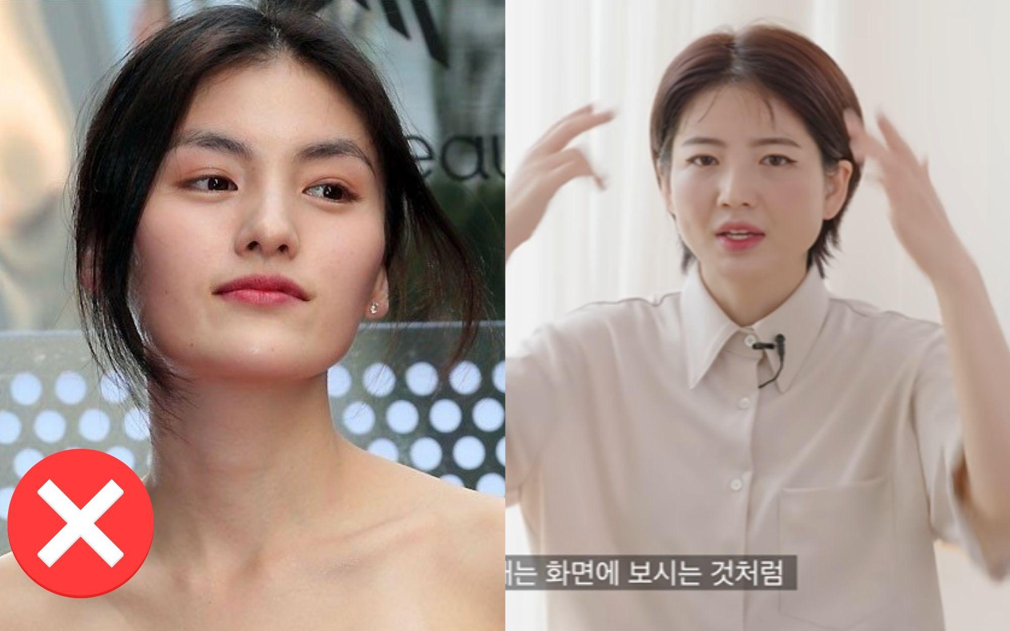 Hair stylist Hàn chỉ ra 4 trường hợp không hợp cắt mái thưa
