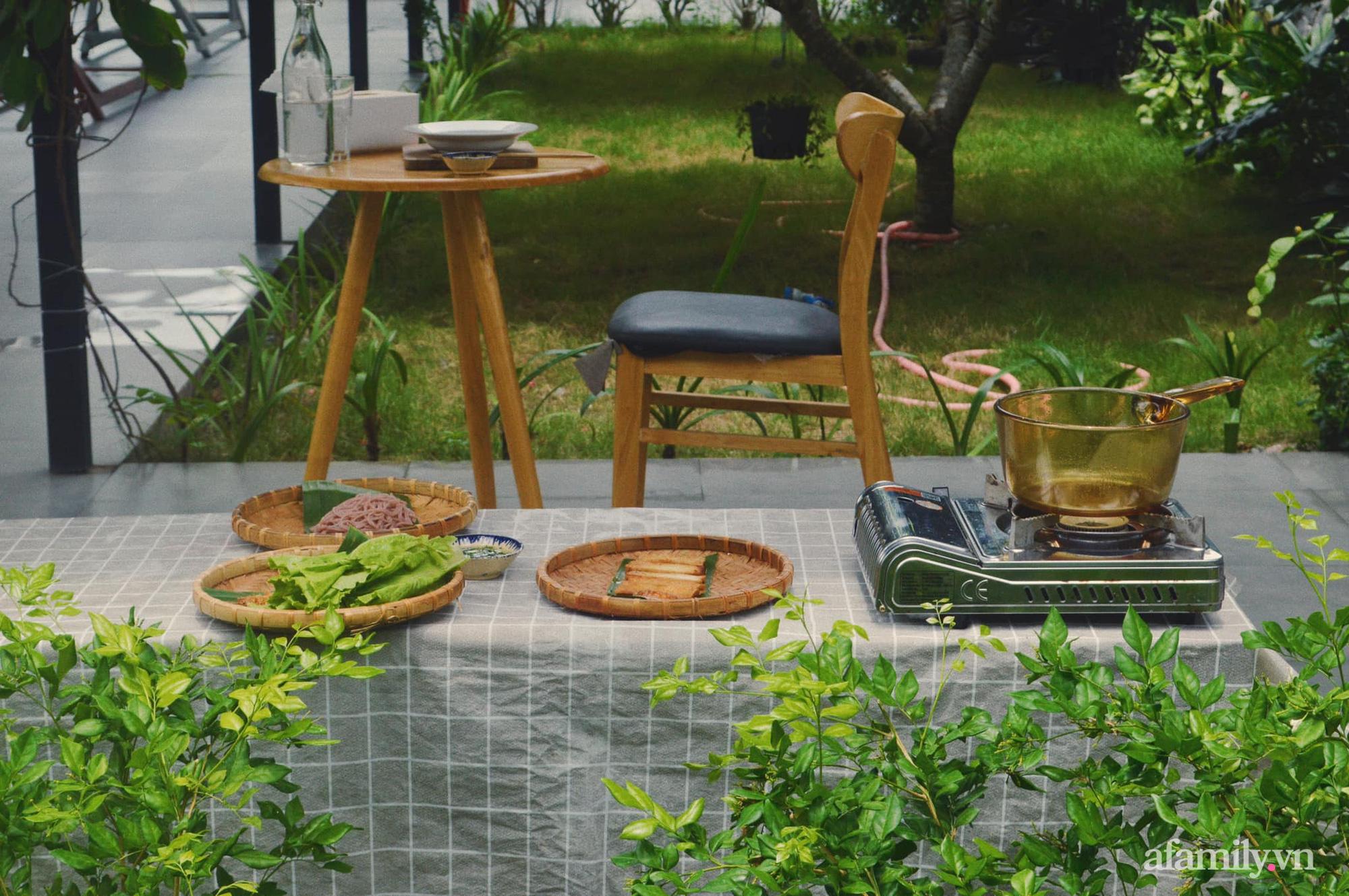Sở hữu mảnh vườn thật chill, chàng trai trẻ Kiên Giang yên tâm nấu ăn, đọc sách ngắm cây những ngày giãn cách - Ảnh 17.