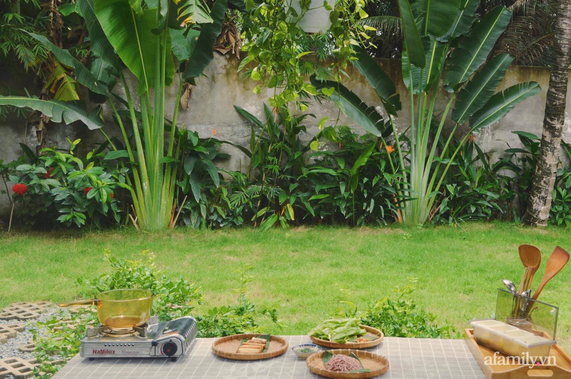 Sở hữu mảnh vườn thật chill, chàng trai trẻ Kiên Giang yên tâm nấu ăn, đọc sách ngắm cây những ngày giãn cách - Ảnh 14.