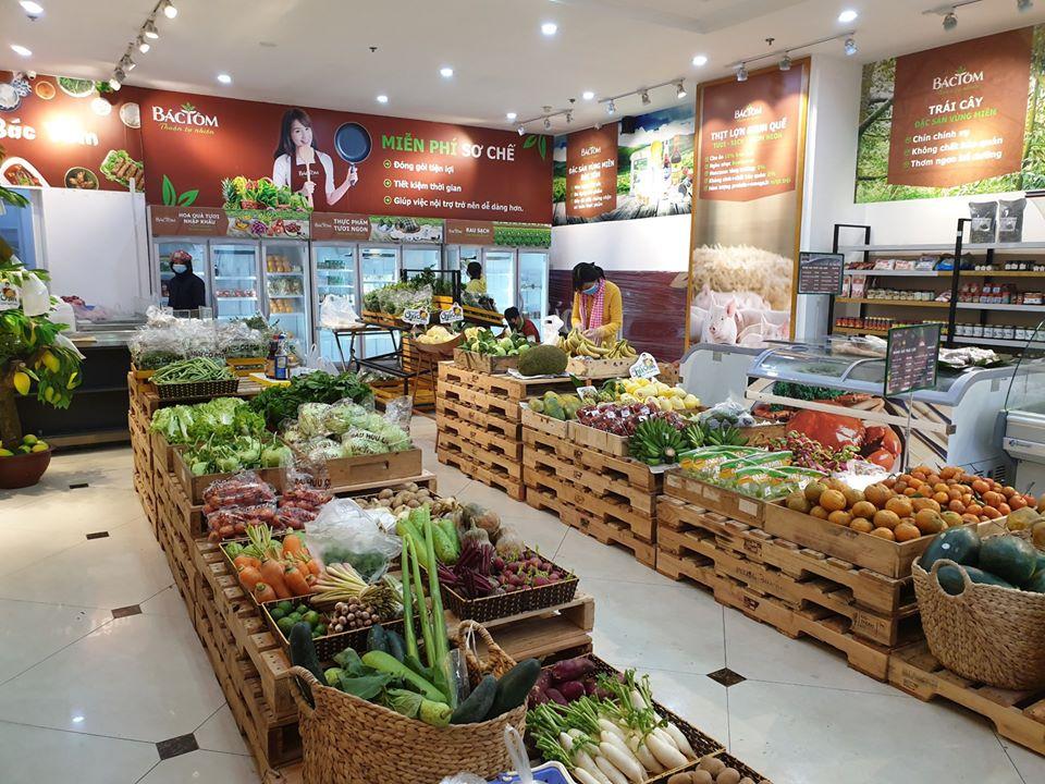 7 ứng dụng bán thực phẩm online bạn cần biết khi Hà Nội giãn cách xã hội theo Chỉ thị 16 - Ảnh 6.