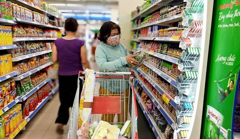 Địa chỉ cửa hàng, siêu thị bán thực phẩm bạn cần biết khi Hà Nội giãn cách xã hội theo Chỉ thị 16 - Ảnh 8.