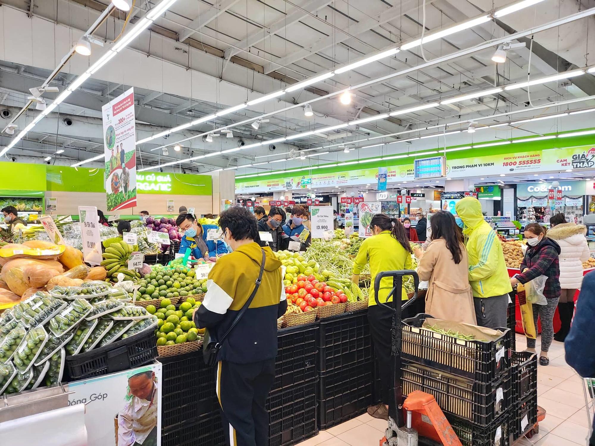 Địa chỉ cửa hàng, siêu thị bán thực phẩm bạn cần biết khi Hà Nội giãn cách xã hội theo Chỉ thị 16 - Ảnh 6.