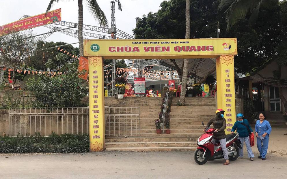 Nghệ An: Nam phật tử trong chùa bị đâm tử vong