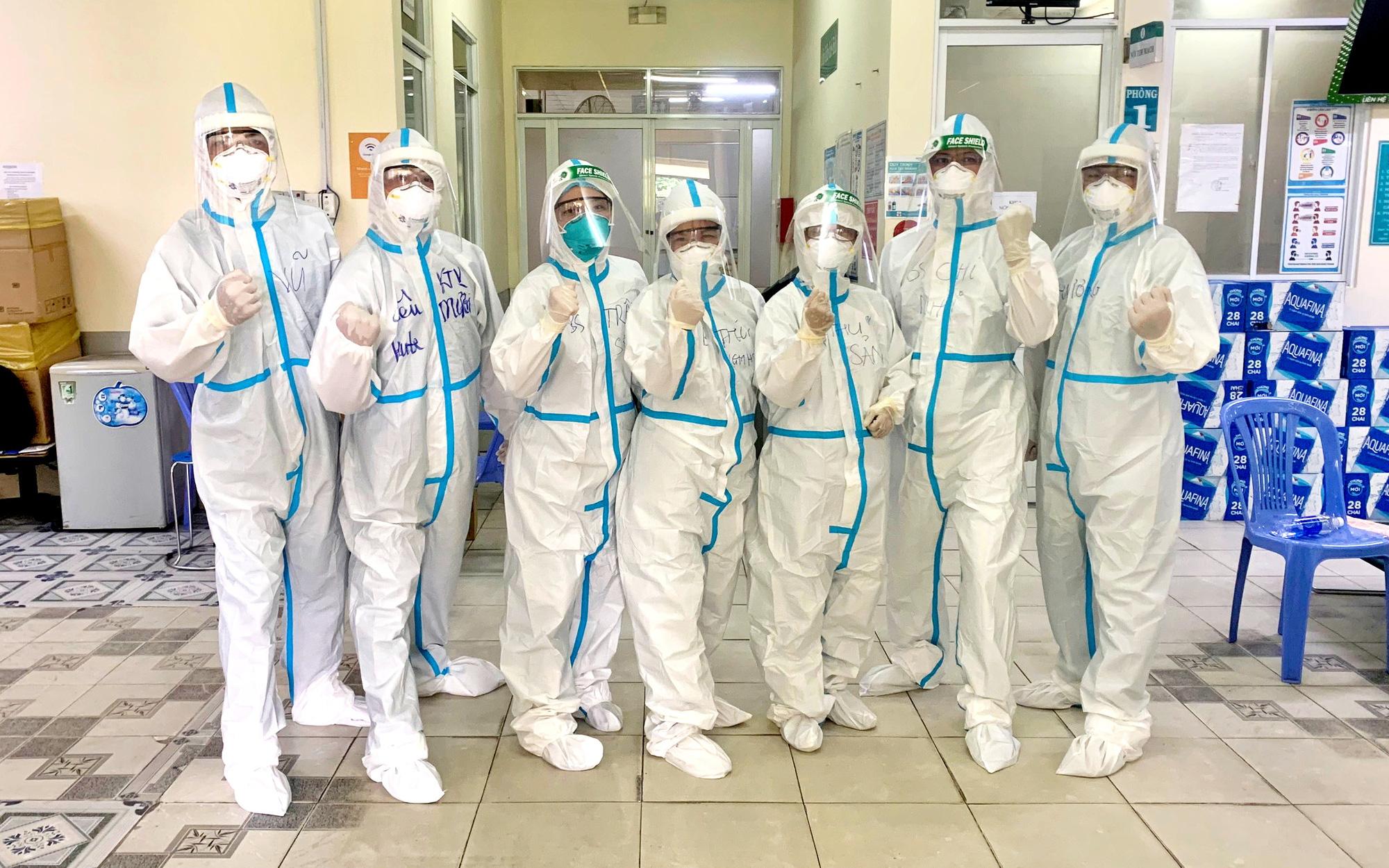 Hơn 1.300 người đăng ký chống dịch tại TP.HCM sau tâm thư khẩn thiết của Thứ trưởng Nguyễn Trường Sơn