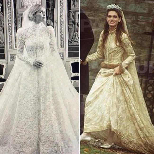 Cháu gái Công nương Diana từ chối đeo vương miện gia truyền trong ngày cưới: Ý nghĩa ẩn sâu khiến ai nấy đều xúc động - Ảnh 2.