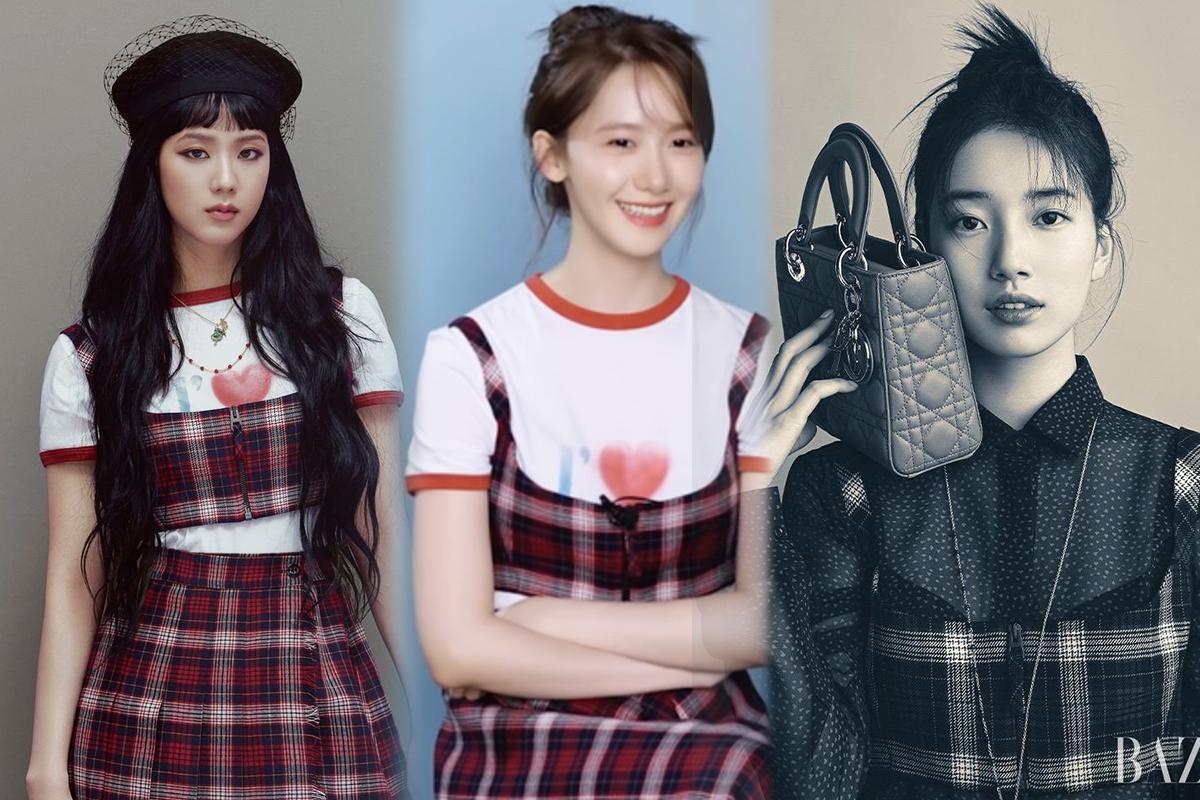 """Diện trang phục lấy cảm hứng từ Jisoo, liệu Yoona và Suzy có qua được """"bản gốc""""? - Ảnh 8."""