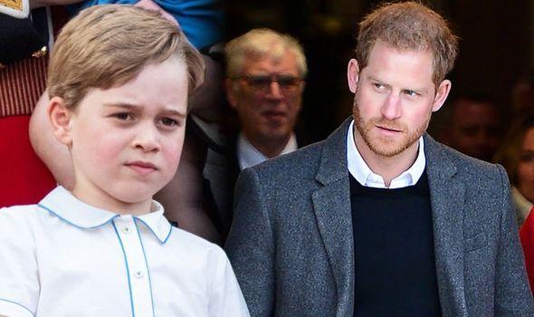 """Harry viết hồi ký tấn công gia đình vì """"sợ hãi"""" trước Hoàng tử George, lý do vì đâu? - Ảnh 1."""