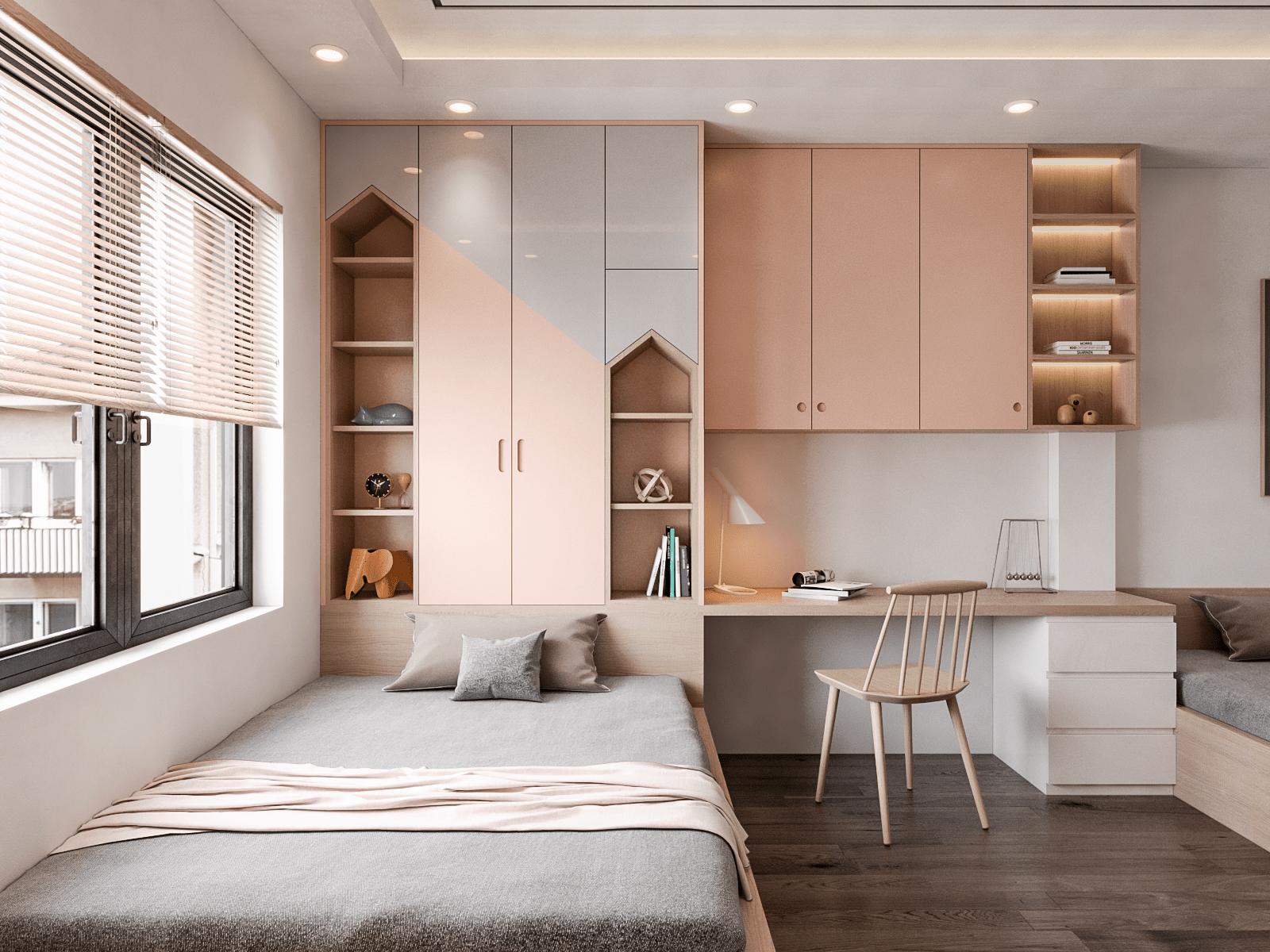 Tư vấn thiết kế nhà cấp 4 mái bằng 150m² chi phí 200 triệu - Ảnh 10.