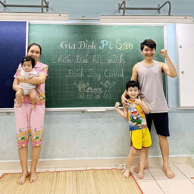 Thêm một trường hợp cả gia đình nam diễn viên Vbiz bị nhiễm Covid-19, trong đó con gái mới 6 tháng tuổi - Ảnh 2.