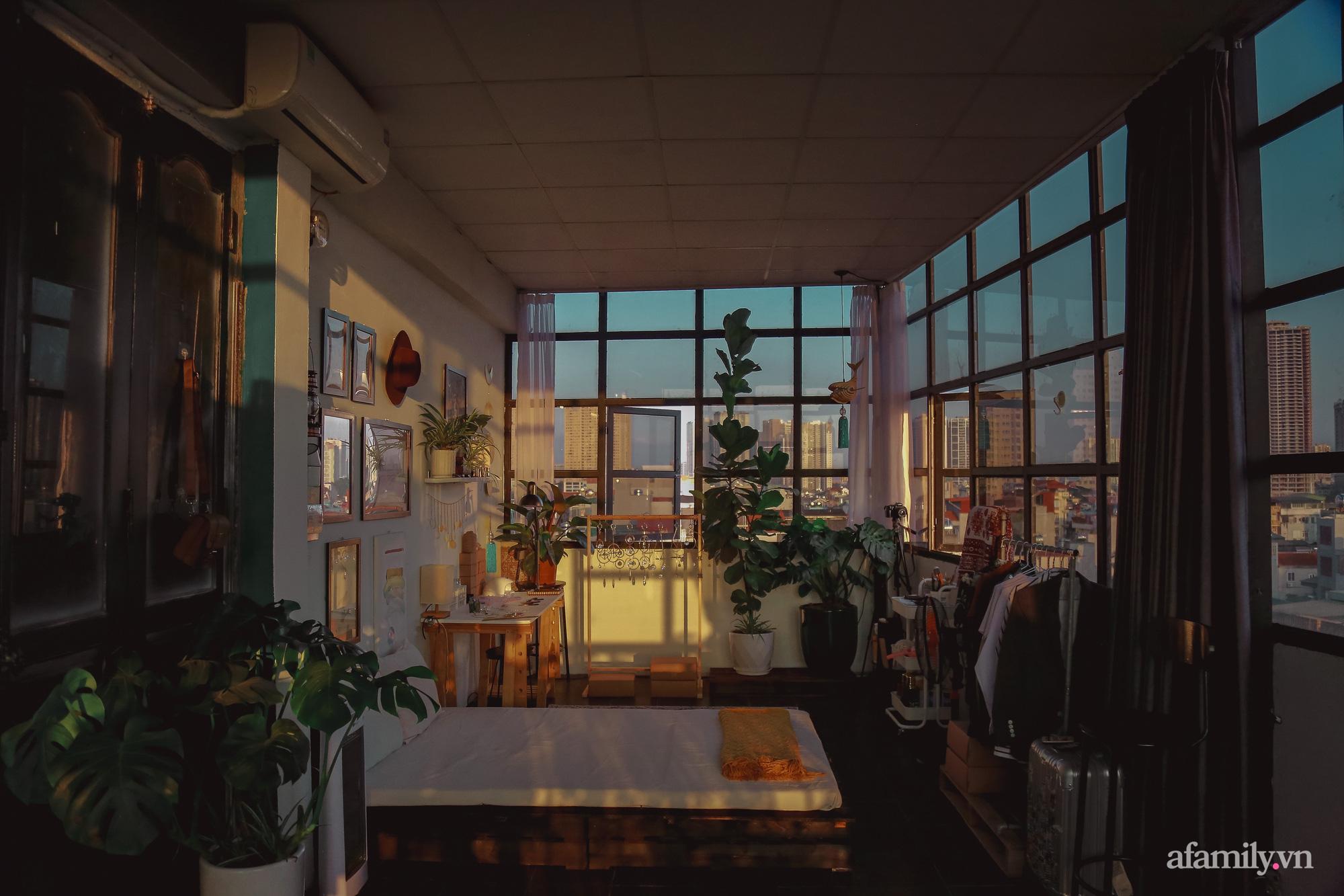 Với 5 triệu đồng để cải tạo, chàng trai Hà Nội có ngay phòng ốc siêu xịn sò như studio tạp chí - Ảnh 5.