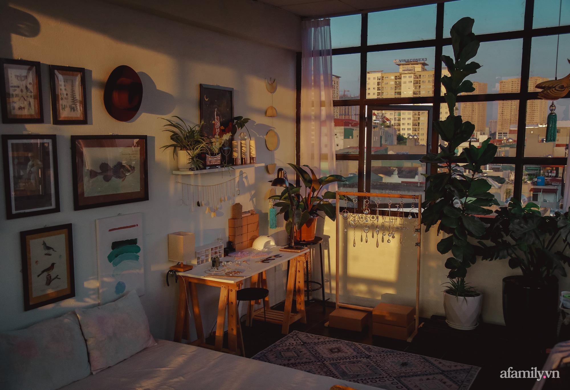 Với 5 triệu đồng để cải tạo, chàng trai Hà Nội có ngay phòng ốc siêu xịn sò như studio tạp chí - Ảnh 7.