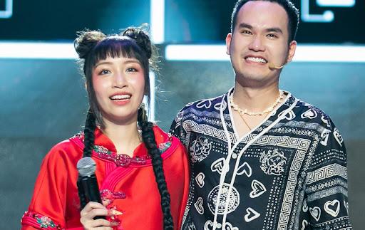 """Khắc Hưng nhận xét con gái Mỹ Linh không phải gà chiến số 1, còn nói câu """"xanh rờn"""" về cá tính - Ảnh 4."""