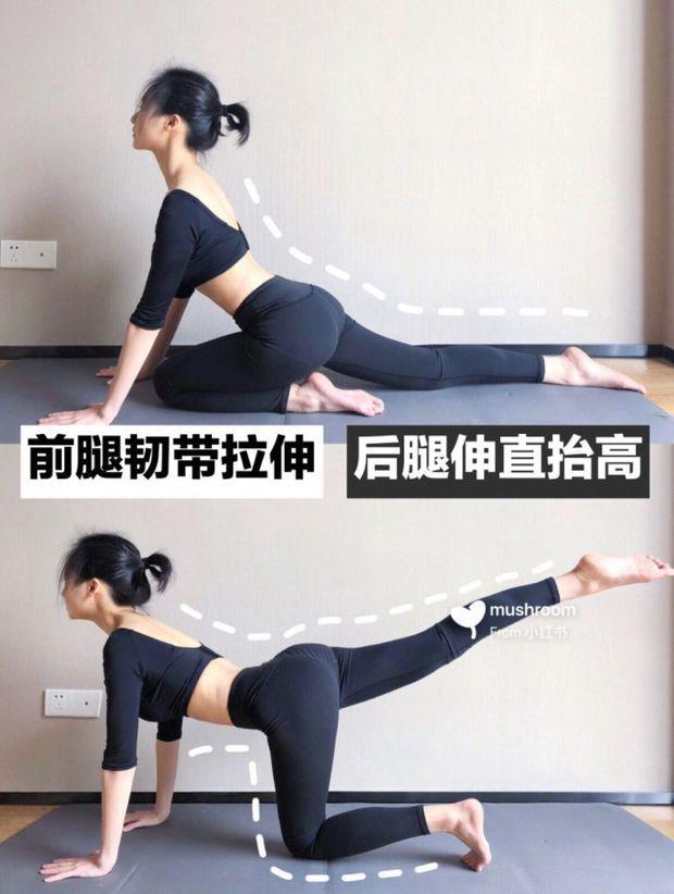 5 phút mỗi ngày với bài tập giãn cơ toàn thân: Bụng gọn eo thon, rõ đường đường cong thắt lưng sau 2 tuần - Ảnh 12.