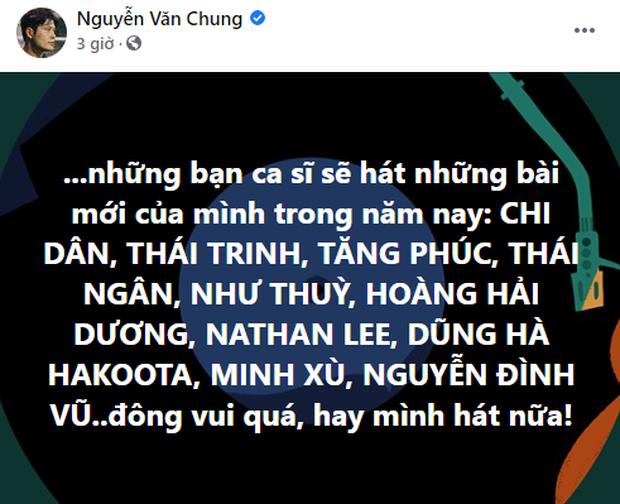 """Nguyễn Văn Chung bán nhạc cho Nathan Lee, Phi Nhung cũng có động thái """"đòi bài"""" sau scandal với Hồ Văn Cường - Ảnh 2."""
