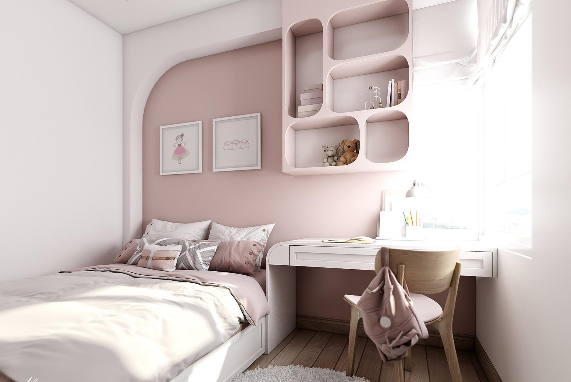 Tư vấn thiết kế căn hộ 90m² theo phong cách Scandinavian cho gia đình 3 người, chi phí 200 triệu - Ảnh 10.