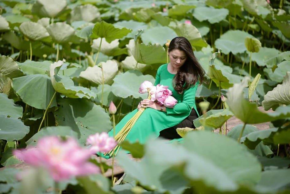 Nữ kế toán từ đam mê trà sen tươi chuyển sang bán, khách đặt cả trăm bông mỗi ngày - Ảnh 9.