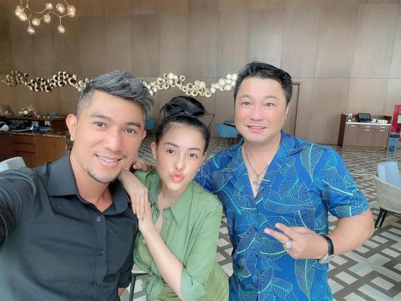 Lương Bằng Quang khoe ảnh chụp cùng Lý Hùng, ai cũng hốt hoảng vì không nhận ra thần tượng  - Ảnh 2.