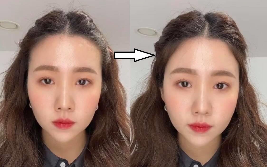 2 bước cắt tóc mái đơn giản: Giúp mặt to hóa nhỏ, nhan sắc trẻ ra đến vài tuổi