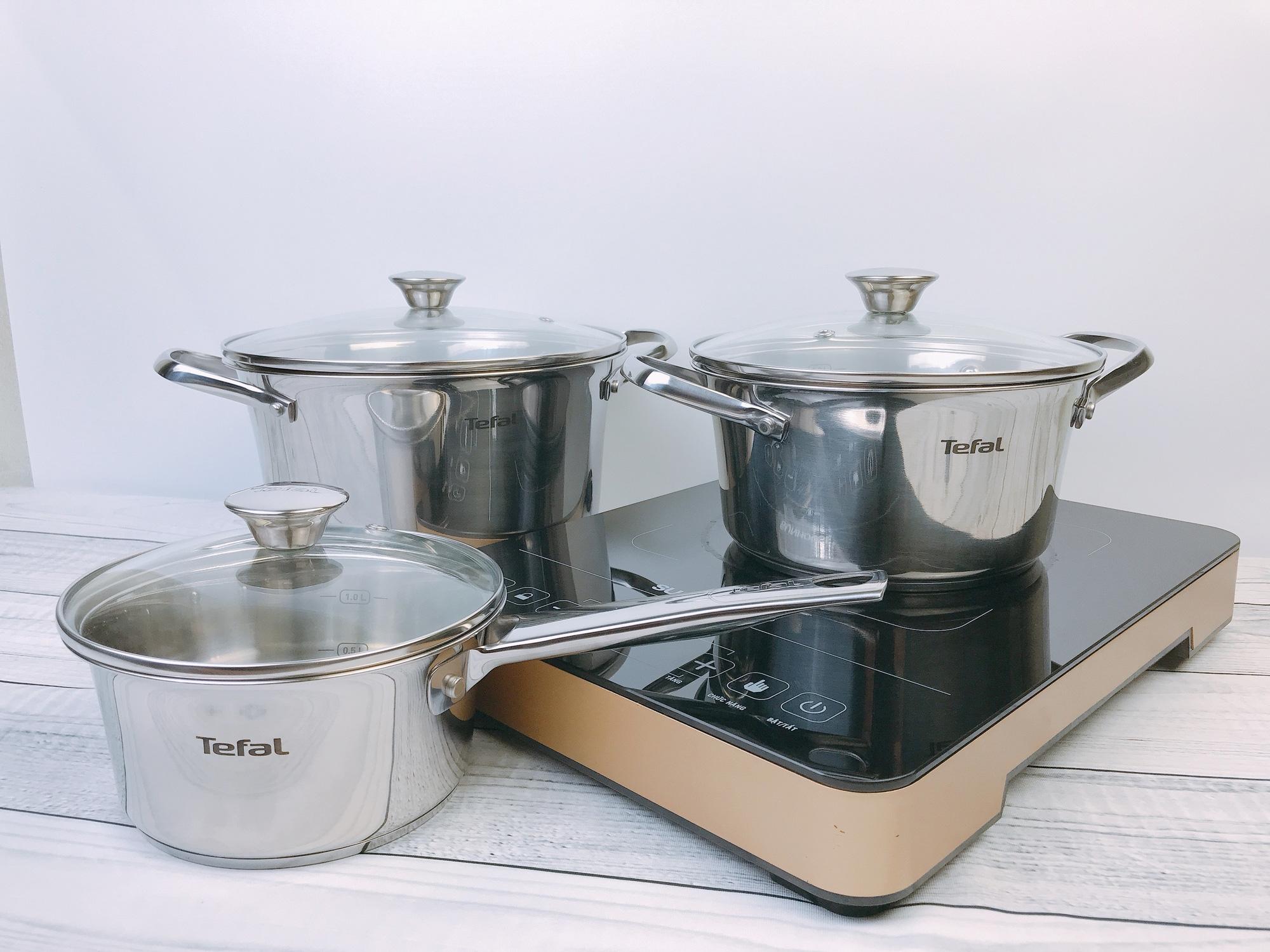 Yêu bếp nghiện nhà đừng bỏ qua 6 sản phẩm sale xuất sắc tới 51% của Tefal  - Ảnh 1.
