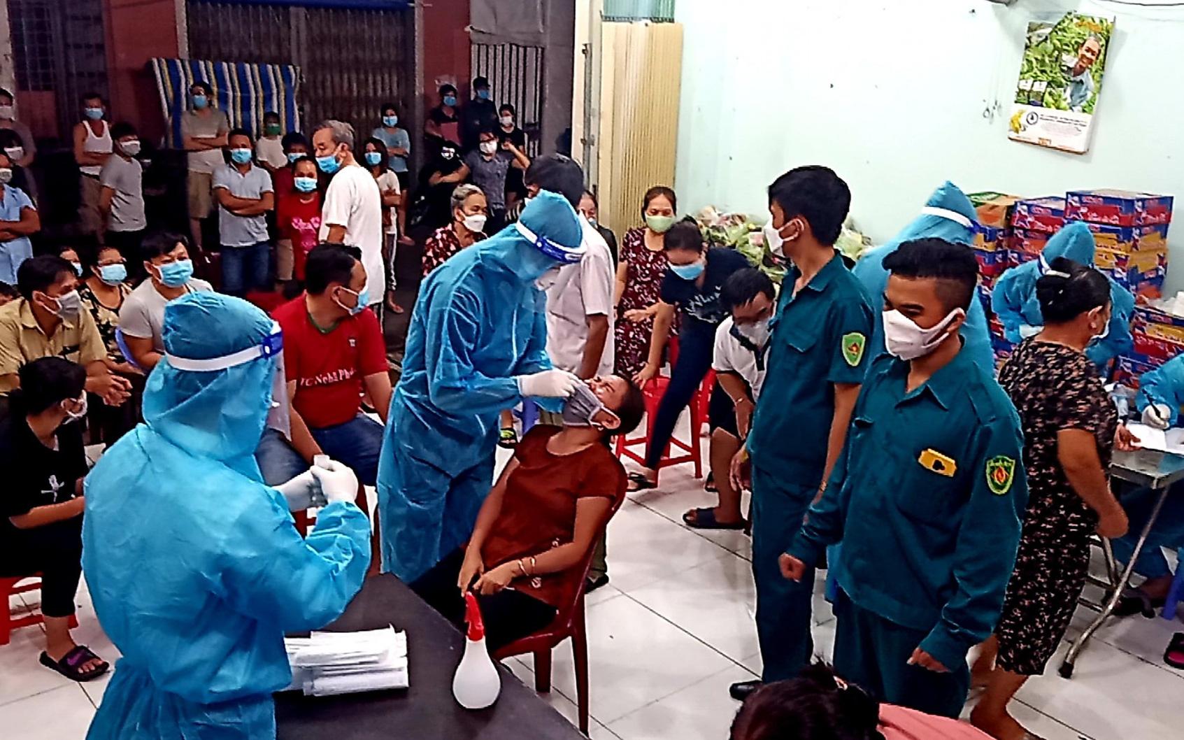 KHẨN: Bình Dương tìm người ở 2 địa điểm liên quan trường hợp nhiễm COVID-19 ngoài cộng đồng đầu tiên ở Bàu Bàng
