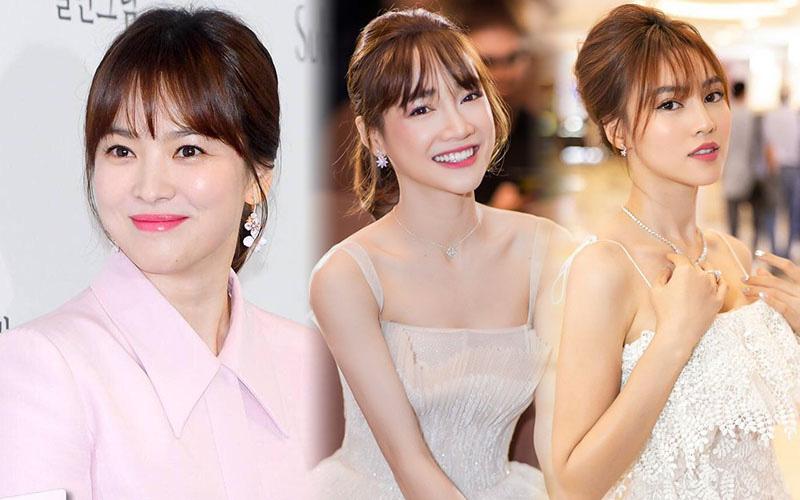 4 mỹ nhân Việt từng được so sánh với Song Hye Kyo: Ai giống nhất? Ai là bản sao lỗi?