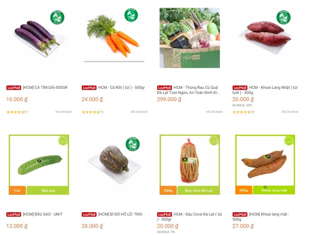 Sống tại Sài Gòn, bạn có nhiều cách mua online tại nhà đầy đủ nhu yếu phẩm dù giãn cách xã hội theo Chỉ thị 16 - Ảnh 4.