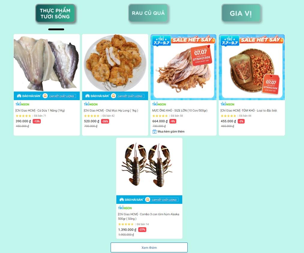 Sống tại Sài Gòn, bạn có nhiều cách mua online tại nhà đầy đủ nhu yếu phẩm dù giãn cách xã hội theo Chỉ thị 16 - Ảnh 6.