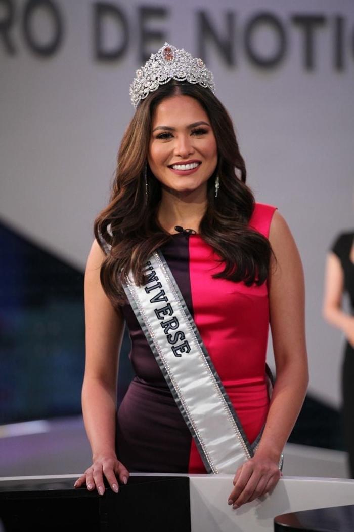 Có là Hoa hậu thì cũng muôn đời mặc xấu, hãy để Andrea Meza chứng minh cho bạn điều đó - Ảnh 7.