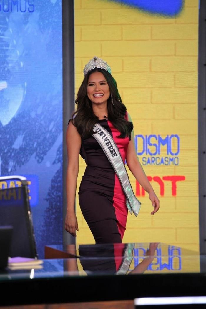 Có là Hoa hậu thì cũng muôn đời mặc xấu, hãy để Andrea Meza chứng minh cho bạn điều đó - Ảnh 6.