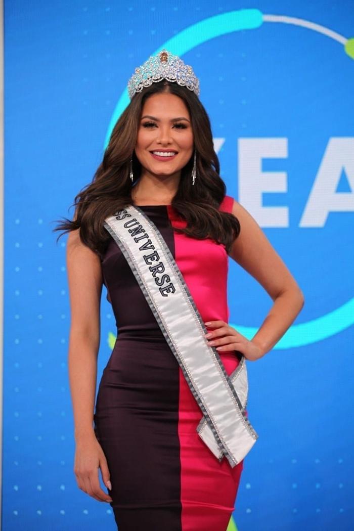 Có là Hoa hậu thì cũng muôn đời mặc xấu, hãy để Andrea Meza chứng minh cho bạn điều đó - Ảnh 5.