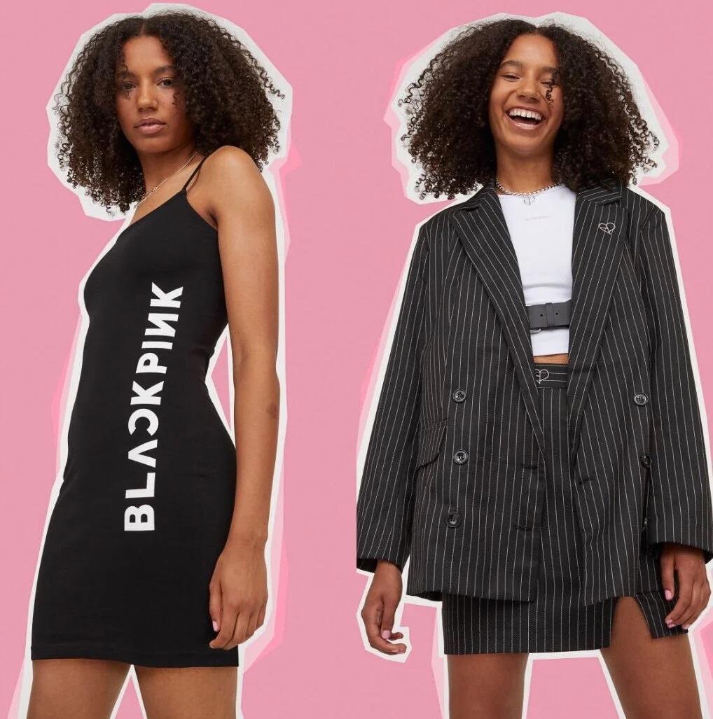"""H&M tung BST hợp tác với BLACKPINK nhưng bị netizen chê tơi tả vì quê kiểng: """"Như hàng chợ, may ra chỉ có Jennie cứu được"""" - Ảnh 3."""