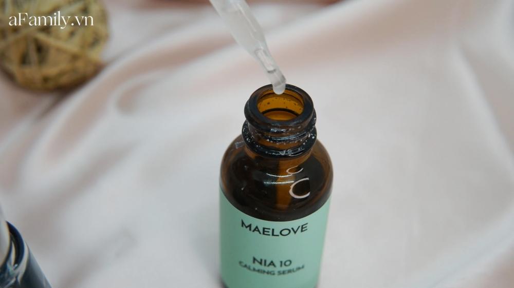 review serum chống lão hóa