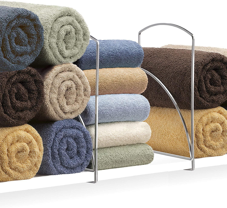 3 phụ kiện tạo vách ngăn cho tủ quần áo vừa đẹp lại đơn giản mà bạn có thể mua  - Ảnh 2.