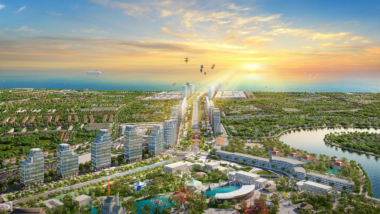 Viễn cảnh Thanh Hóa nhìn từ những dự án quy mô của Sun Group - Ảnh 3.