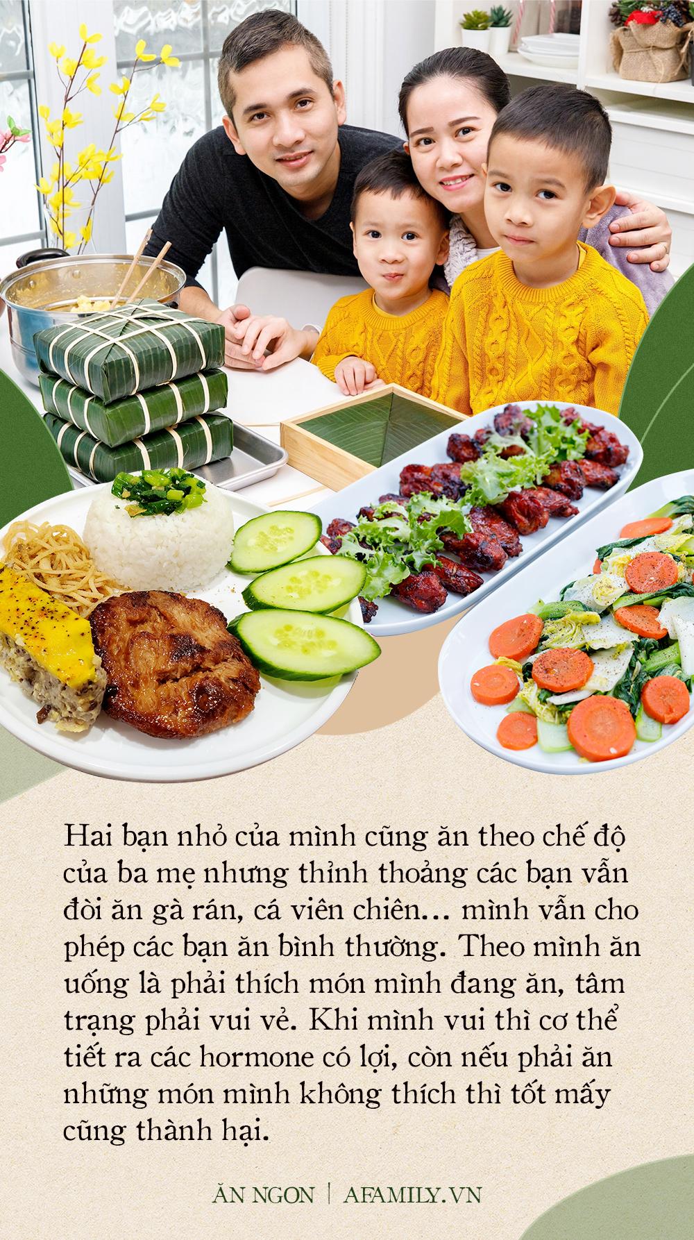Hot mom Việt sống tại Canada chia sẻ câu chuyện nhờ ăn uống thiên về thực vật mà bản thân luôn tỏa ra nguồn năng lượng vô cùng tích cực - Ảnh 2.