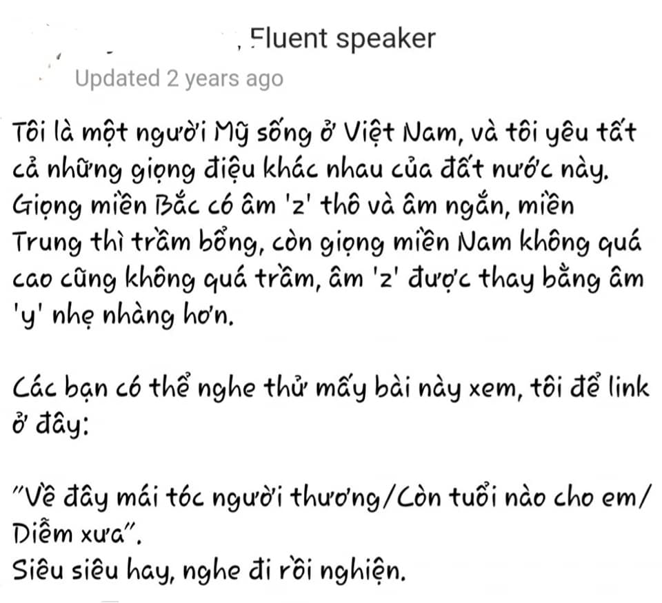 Người nước ngoài review tiếng Việt: Học 1 tháng không đánh vần được a, ă, â; sốc văn hóa vì mỗi từ You lại quá lắm cách gọi  - Ảnh 9.