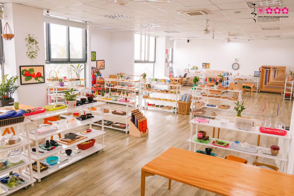 Học phí từ 3 - 5 triệu, chọn trường mầm non Montessori nào chất lượng cho con tại Nam Từ Liêm - Ảnh 1.