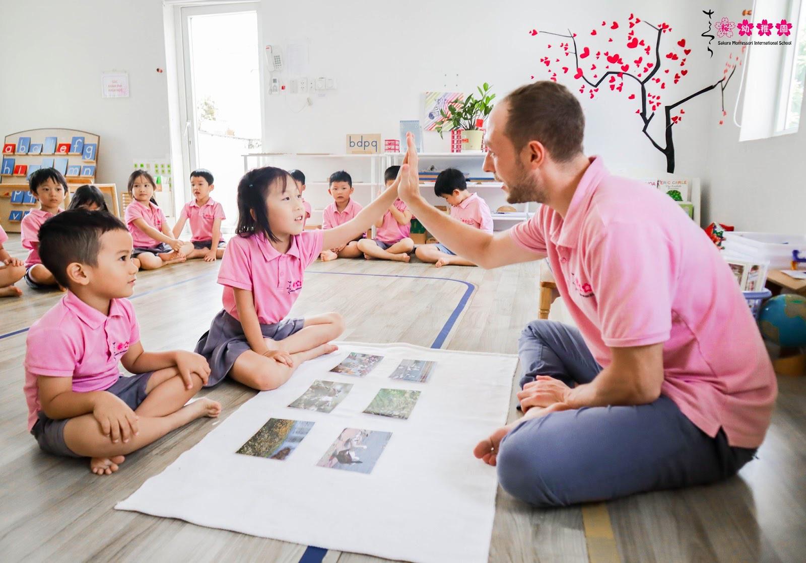 Học phí từ 3 - 5 triệu, chọn trường mầm non Montessori nào chất lượng cho con tại Nam Từ Liêm - Ảnh 2.