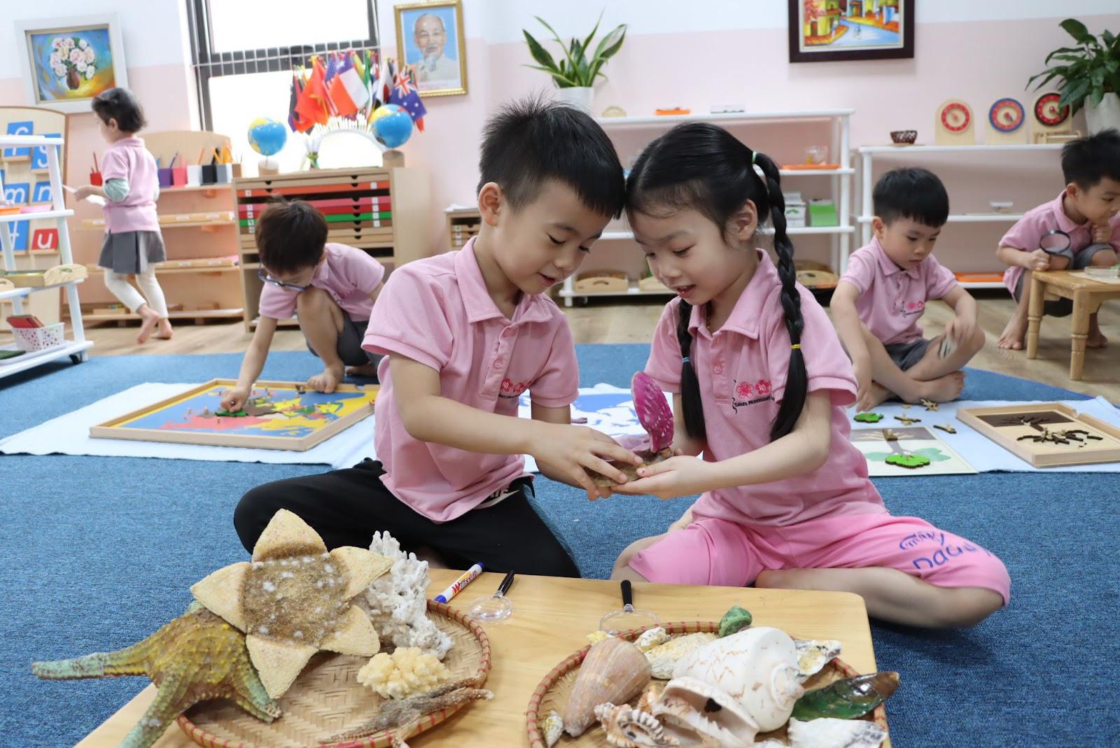 Học phí từ 3 - 5 triệu, chọn trường mầm non Montessori nào chất lượng cho con tại Nam Từ Liêm - Ảnh 4.