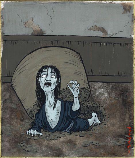 Hủ tục rùng rợn của người Nhật khiến những đứa trẻ chết đói biến thành vị thần hộ mệnh giúp gia chủ phát đạt - Ảnh 1.