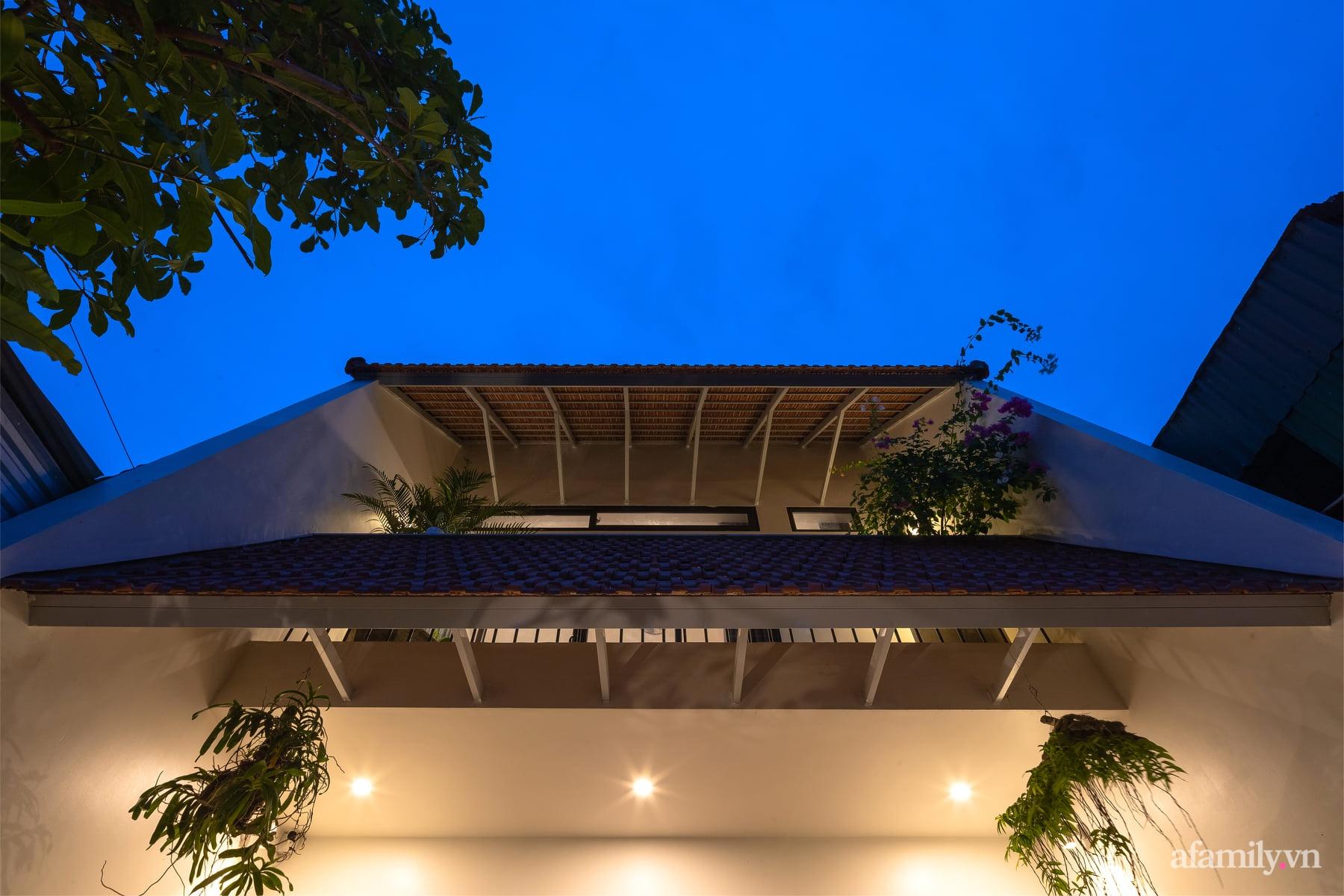 Ngôi nhà ngói gói gọn bình yên với những tiện nghi và hiện đại ở thị trấn nông thôn Nghệ An - Ảnh 10.