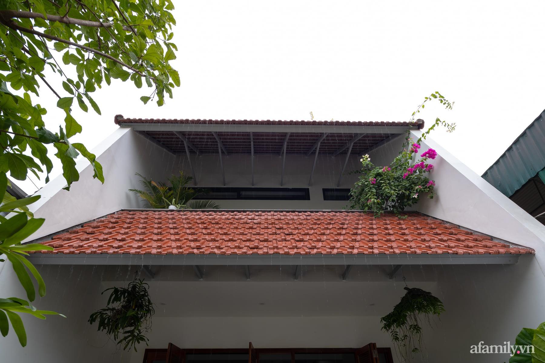 Ngôi nhà ngói gói gọn bình yên với những tiện nghi và hiện đại ở thị trấn nông thôn Nghệ An - Ảnh 5.