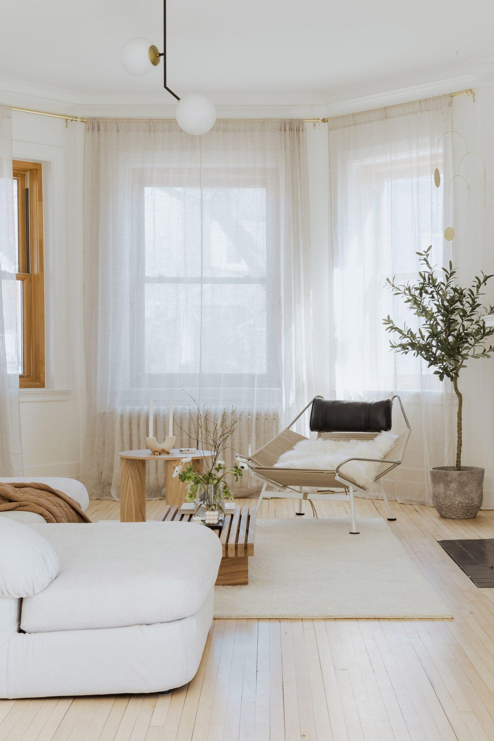 Những thiết kế phòng khách trang nhã, tinh tế lấy cảm hứng từ phong cách Nhật - Ảnh 2.