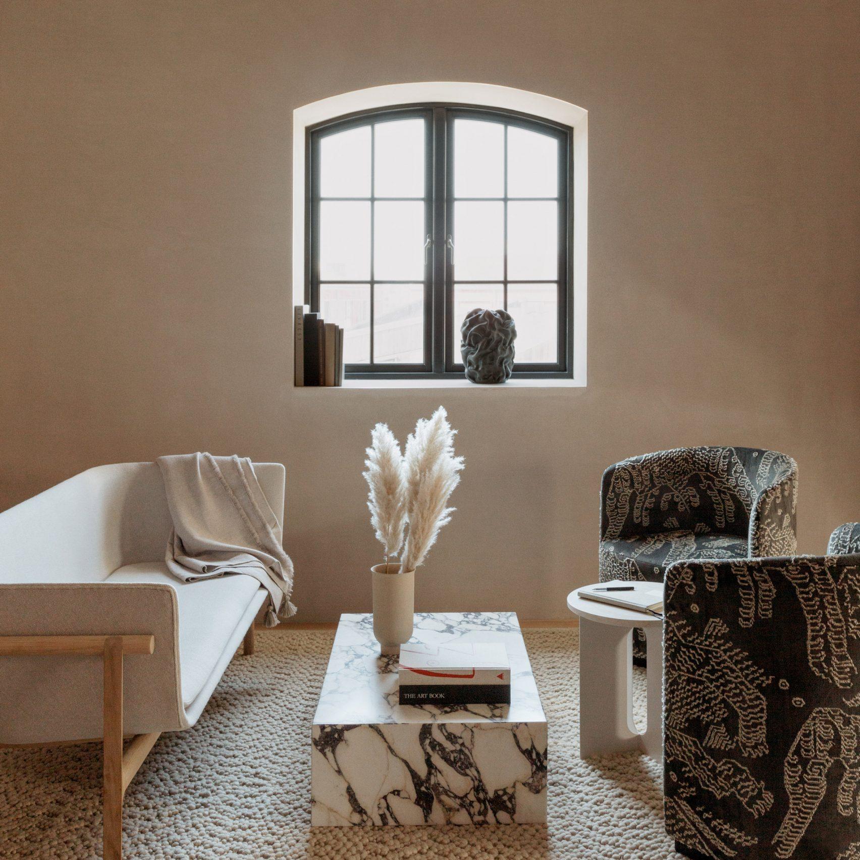 Những thiết kế phòng khách trang nhã, tinh tế lấy cảm hứng từ phong cách Nhật - Ảnh 3.